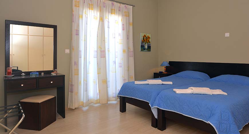 Facilities - Apartments Ipsos Corfu
